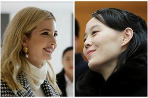 Ivanka và Kim Yo-jong: đặc phái viên đối trọng Mỹ - Triều?