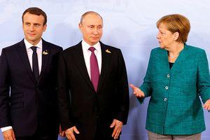 Cam kết Nga, Pháp về tương lai Syria