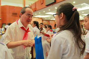 Bí thư Nguyễn Thiện Nhân nói về 3 mục tiêu của việc học
