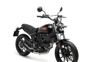 Môtô mới của Ducati chỉ có thể mua online