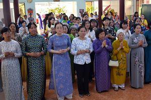 Tưởng niệm cán bộ, chiến sĩ Ban Phụ vận Sài Gòn - Gia Định