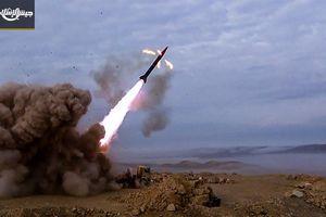 Phiến quân nã tên lửa đạn đạo khủng bố Damascus, Syria