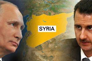 Đằng sau vụ Mỹ giáng đòn sát hại 100 tay súng tại Syria