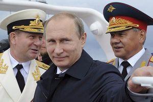 Nga thể hiện là siêu cường dưới thời Putin