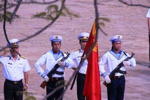 Trước ngày hội quân ở Vùng 2 Hải quân