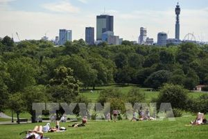 London sẽ trở thành Thành phố Công viên quốc gia vào năm 2019