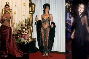 Không ngờ những chiếc đầm 'khó hiểu' này lại được 'lưu danh ngàn đời' trên thảm đỏ Oscar