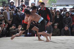 Quảng Bình: Rộn rã ngày xuân với các môn thể thao dân tộc