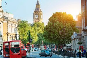London: Từ TP tắc nghẽn nhất đến TP công viên
