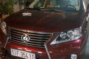 Vụ 'cầm nhầm' xe Lexus trong khách sạn: Dấu hiệu trộm cắp