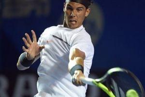 Mexico Open 2018: Thử thách chờ đón Nadal