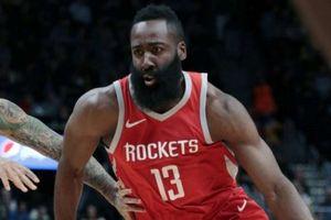 NBA 2017-18, Houston 119-114 Denver: James Harden thống trị bảng điểm