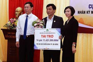 Đà Nẵng: DHC trao 38.100 phần quà trị giá 11,4 tỉ cho cựu chiến binh