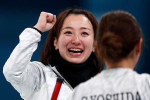 Nụ cười và nước mắt ở Olympic PyeongChang 2018