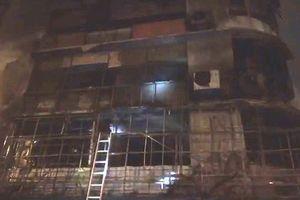 VPBank khẳng định giấy tờ của khách hàng không bị ảnh hưởng trong vụ cháy phòng giao dịch Đồng Hới