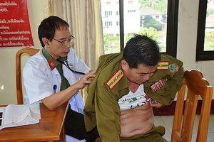 Những thầy thuốc Công an Hà Nội chữa bệnh xuyên quốc gia