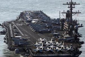 Đội tàu sân bay Mỹ sẽ cập cảng Đà Nẵng ngày 5/3 tới