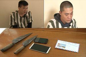 Quảng Ninh: 2 đối tượng nghiện hút dùng dao bầu cướp tài sản sa lưới