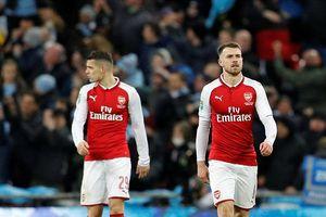 Huyền thoại MU: 'Thất bại của Arsenal là một nỗi ô nhục'