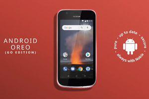 HMD công bố điện thoại Android Go đầu tiên giá chỉ 85 USD
