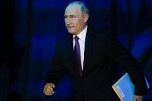 Bầu cử Tổng thống Nga và 'cuộc đua' kéo dài ba tuần