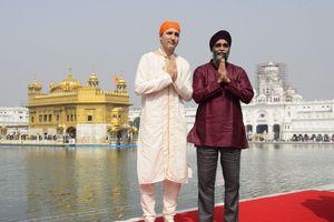 Trudeau và chuyến công du Ấn Độ thảm họa
