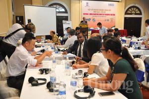 Việt Nam và Ấn Độ hướng tới kim ngạch thương mại 15 tỷ USD