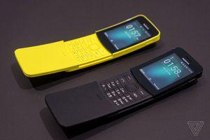 'Điện thoại quả chuối' Nokia 8110 sắp trở lại