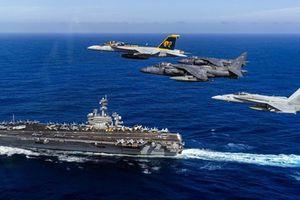 Philippines lo ngại xung đột Mỹ - Trung ở biển Đông