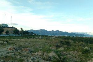 Lấn vịnh Nha Trang, dự án triệu đô bị thu hồi