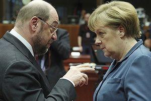 Những bước cuối cùng của Đức trong tiến trình lập Chính phủ mới