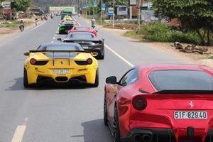Hành trình siêu xe Việt Nam - Car & Passion 2018 sắp diễn ra
