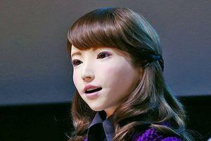 Robot xinh đẹp Erica: Chúng tôi có thể thay thế được con người