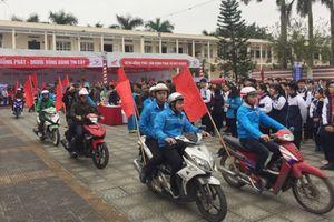 Đoàn viên, thanh niên tham gia Lễ khởi động Tháng Thanh niên năm 2018