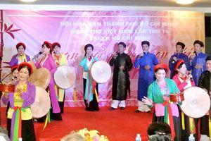 Ngày Thơ Việt Nam 2018: Cuộc gặp gỡ của những người yêu thơ