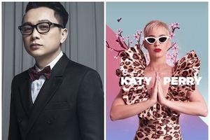 Katy Perry tiếp tục chọn NTK Công Trí thực hiện trang phục cho show diễn mới