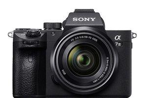 Sony A7 III ra mắt với tốc độ bắt nét và thời lượng pin tốt gấp đôi