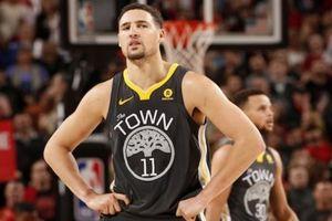 NBA 2017-18, Golden State Warriors 125-111 New York Knicks: 'Lò nướng' Klay Thompson xơi tái đối thủ