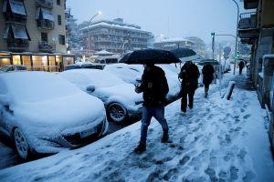 Bắc Cực ấm lên, châu Âu lãnh đủ