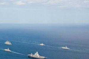 Ấn Độ Dương: Chảo lửa mới - 'Long tranh, hổ đấu'