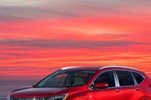 Lô xe Honda CR-V mới sắp về sẽ có giá mềm hơn?