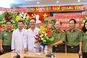 Báo CAND chúc mừng các Bệnh viện nhân ngày Thầy thuốc Việt Nam