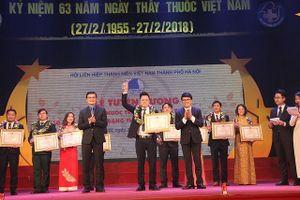 Vinh danh thầy thuốc trẻ nhận giải thưởng Đặng Thùy Trâm