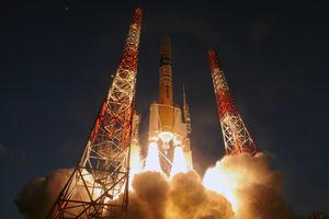 Nhật Bản phóng tên lửa Н2-А mang vệ tinh do thám IGS-Optical 6