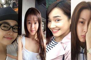Khi 5 mỹ nhân màn ảnh Việt để mặt mộc: 'Em đẹp không cần son phấn' là có thật trong Vbiz