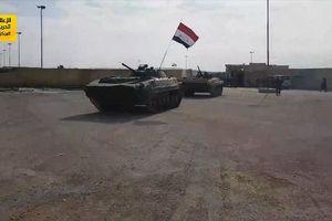 Quân đội Syria tiếp quản thành phố Kurd chiến lược, liệu Mỹ có để yên?