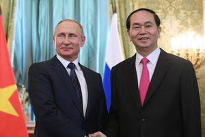 Báo Nga lý giải Nga 'chấm' Việt Nam là đồng minh chiến lược