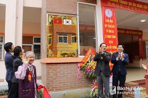 Hoàn thành giai đoạn 3 dự án nâng cấp Trường Cao đẳng KTCN Việt Nam – Hàn Quốc