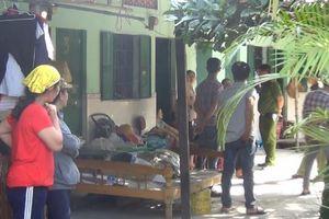 Nổ khí hầm cầu tại phòng trọ, 4 người bị thương nặng