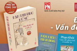 NXB Phụ nữ ra mắt Tủ sách 'Phụ nữ tùng thư - Giới và Phát triển'